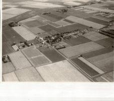 Luchtfoto Kloosterburen