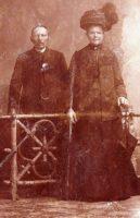 Gerard Stiekema en Engelina Stiekema-Brutus