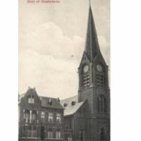Kerk met parochie