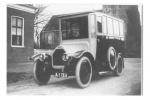 Eerste autobus Kloosterburen