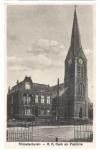 Kerk en pastorie Kloosterburen